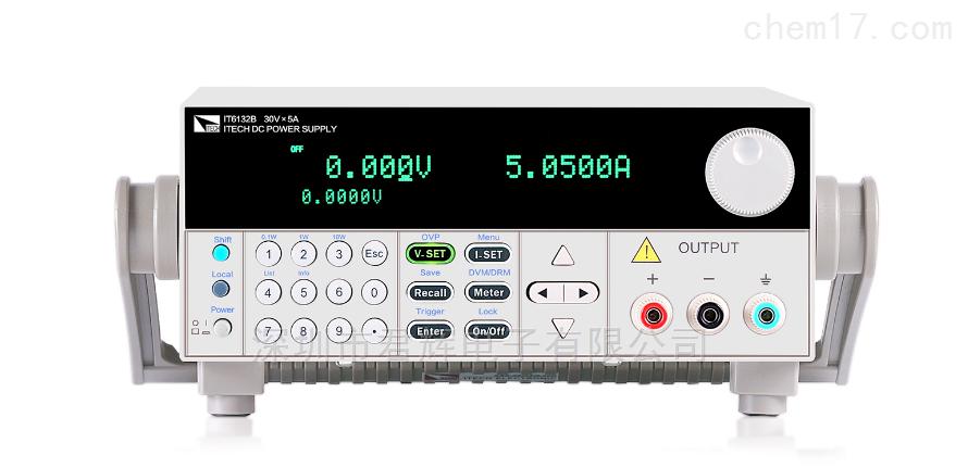 IT6100B系列高速高精度可编程直流电源