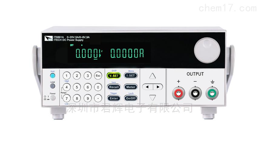 IT6800AB系列双范围可编程直流电源