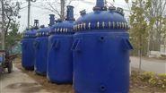 高价回收5吨二手搪瓷反应釜