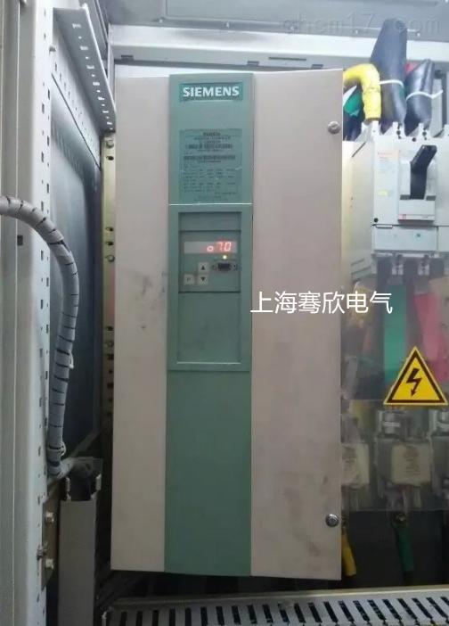 西门子直流调速装置报A031-当天修复问题