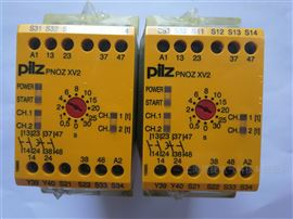 774500PILZ PNOZ XV2 30/24VDC 2n/o 2n/o t