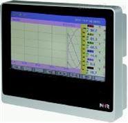 虹润推出NHR-6800系列彩色无纸记录仪