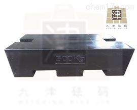 M1级2吨方形铸铁砝码