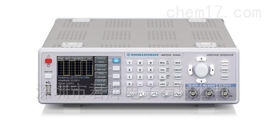 HMF2525HMF2550任意函数发生器