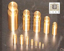 M1级黄铜标准砝码
