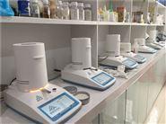 氢氧化铝卤素水分仪校验方法