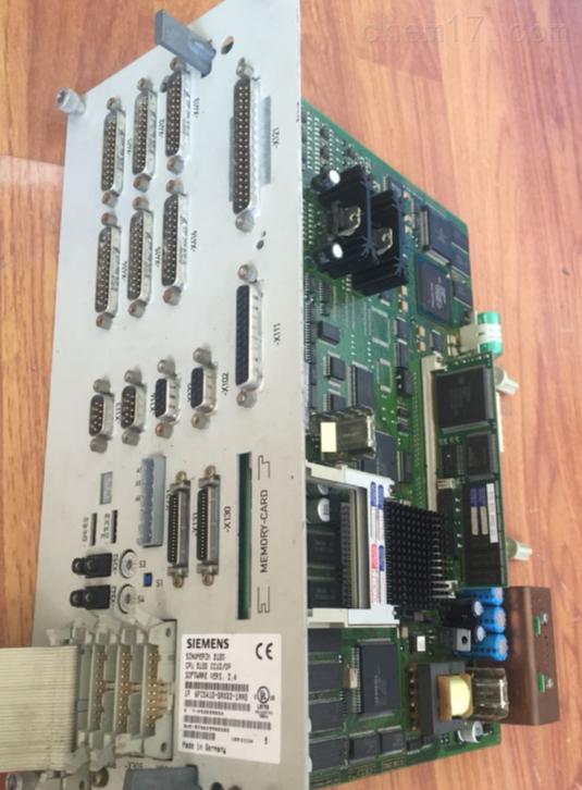 西门子数控主板电路板维修-SIEMENS