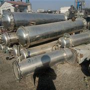 厂家高价回收赌博金沙送38彩金不锈钢列管冷凝器