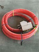 且末县20米吸粮机软管螺旋输送机大豆提升机