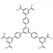 三(3,5′-二羧基1,1′-聯苯-4-基)苯