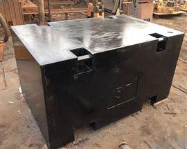 M1厂家促销4吨4T4000kg配重块/配重铁低价批发