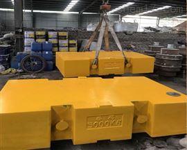 绍兴4吨铸铁砝码,4000kg砝码可定制