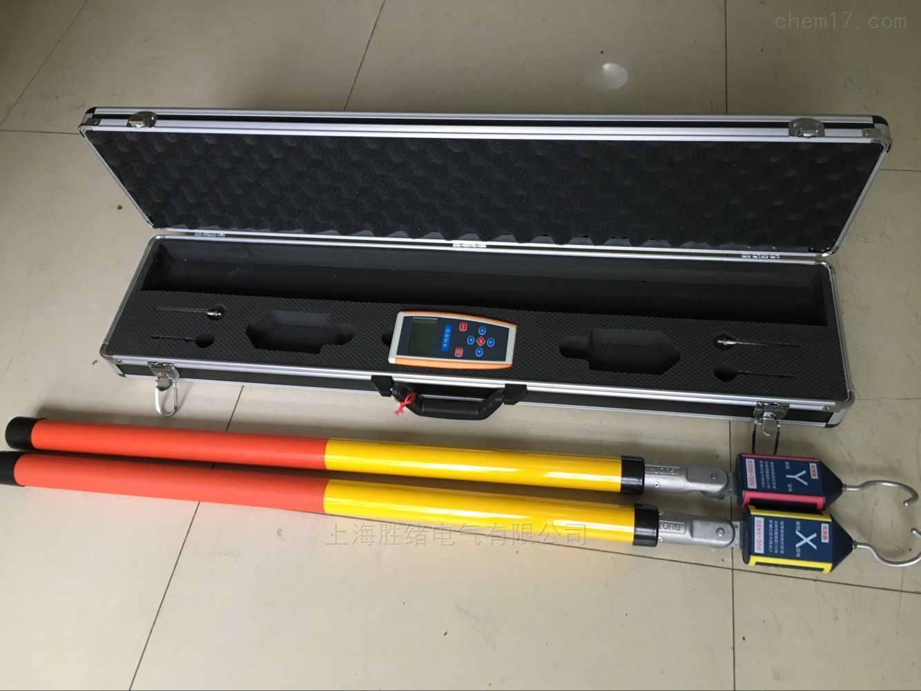 WHX-3000数字式高压无线核相仪