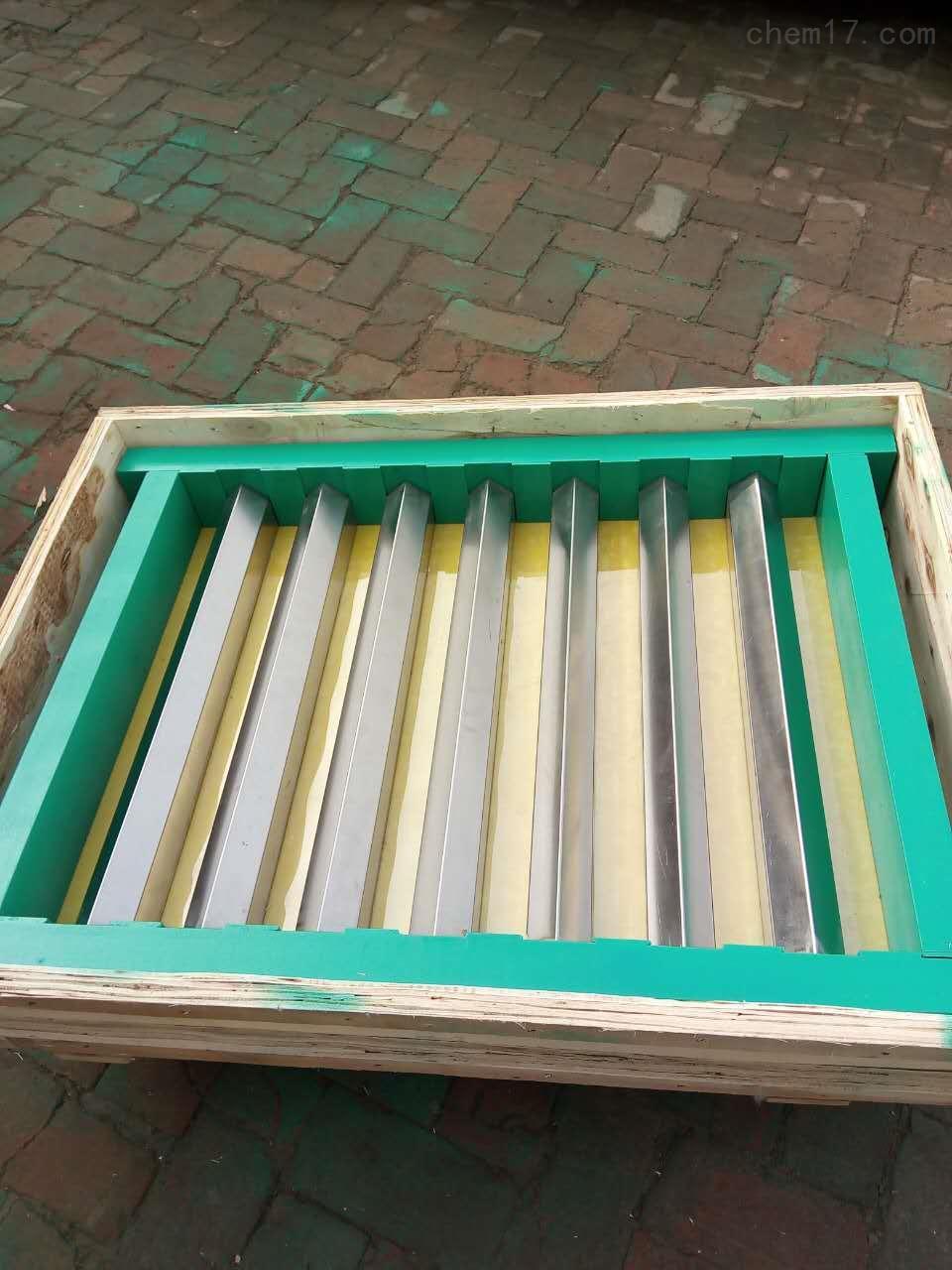 新标准混凝土刀口早期开裂试验模具出厂价