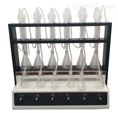 MJC-100B型多功能蒸馏仪