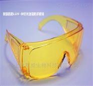 紫外防护荧光增强眼镜