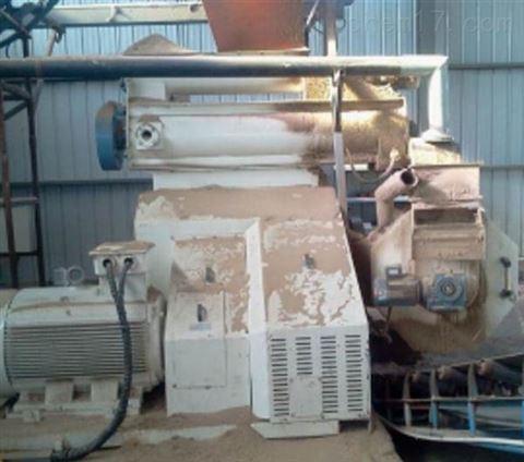 高价回收560型颗粒机