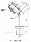充電樁電纜彎曲試驗機