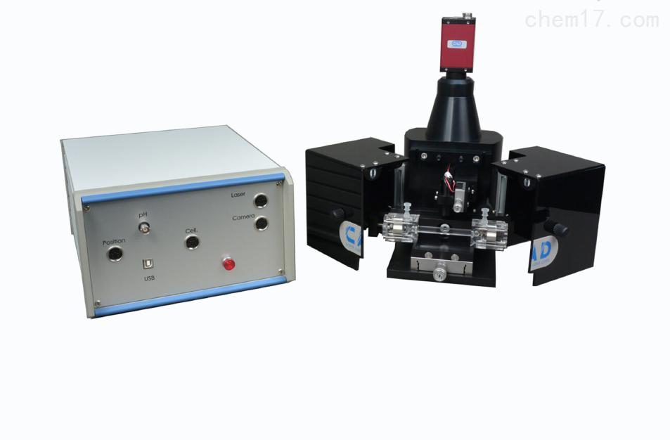 视频追踪式Zeta电位测定仪