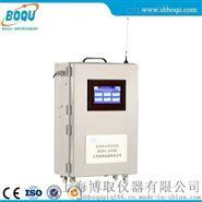 在线多参数水质分析仪PH、浊度、余氯、温度
