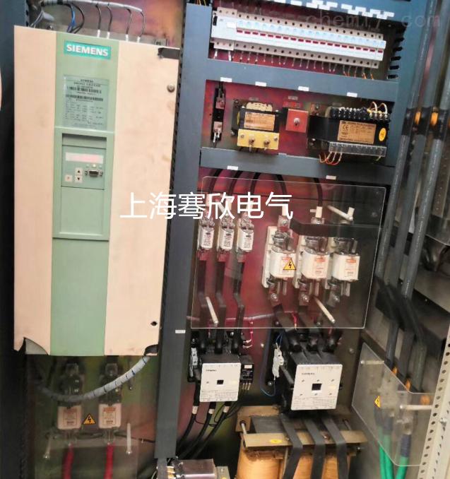 西门子直流装置6RA70报F036故障维修厂家