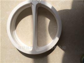 DN200黑龍江異形PTFE聚四氟乙烯墊片