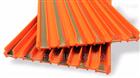 厂家供应3极、4极、6极铜带排式滑触线