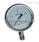 YE-100B不鏽鋼膜盒壓力表0-0.1Mpa