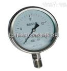 YE-150B不鏽鋼膜盒壓力表0-0.1Mpa