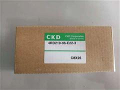 日本CKD电磁阀4RD219-06-E22-3有质保