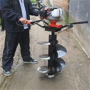 簡單操作挖坑機 大小直機選擇汽油打眼機