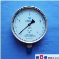 Y-60BF/100BF/150BF不锈钢压力表