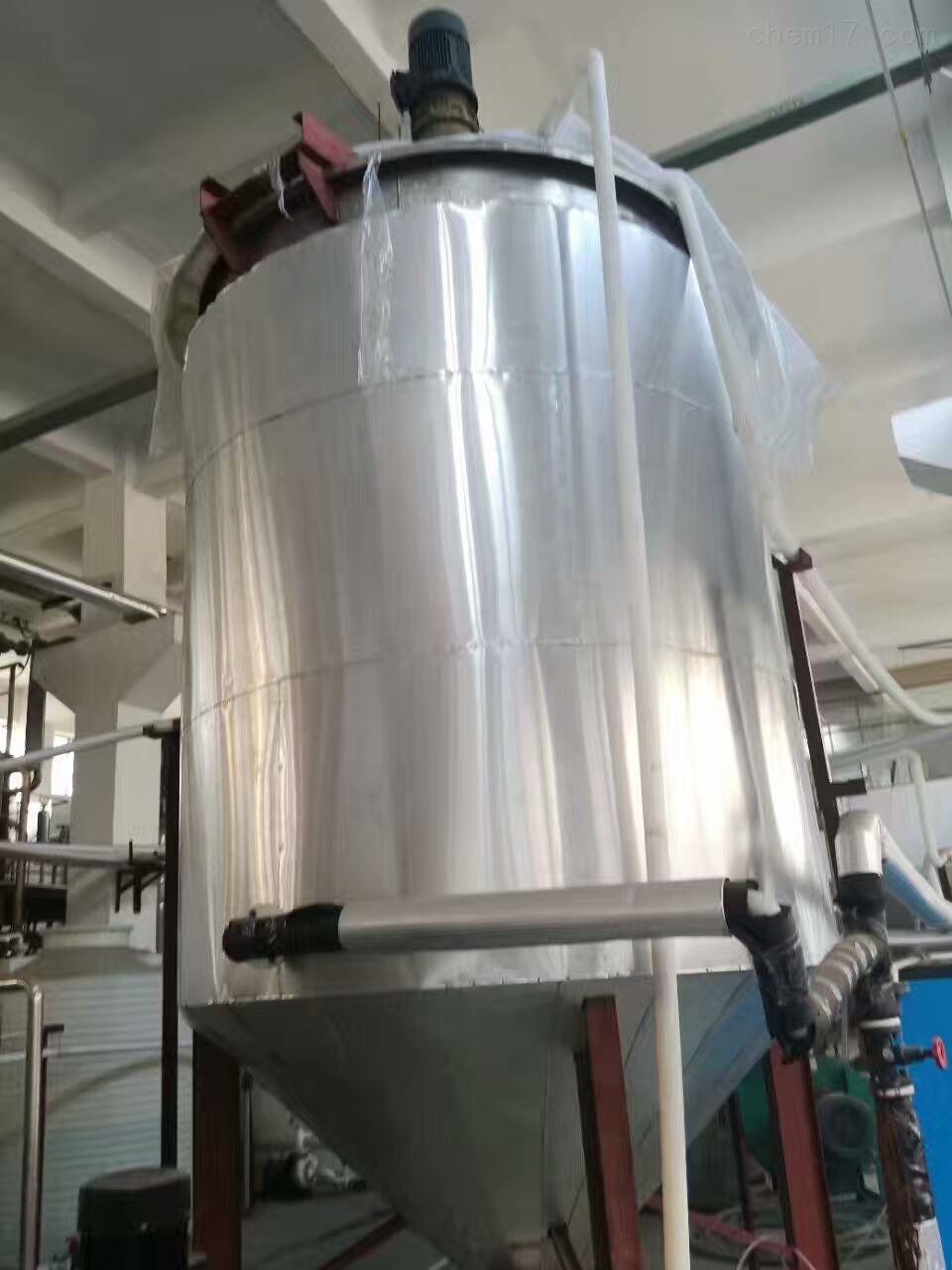 回收不锈钢储罐大量回收二手20立方的不锈钢储罐年底存货