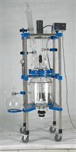 双层玻璃反应釜 (20L) 型号: F-20