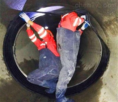 不锈钢双胀环局部修复管道非开挖修复