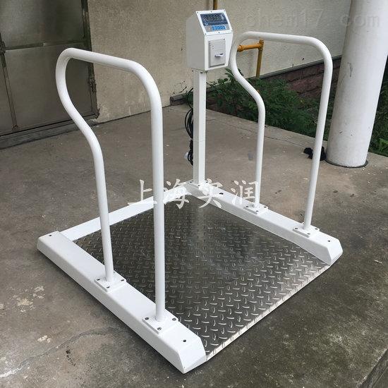 韩国凯士品牌轮椅电子称,wcs-200kg透析秤