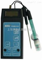 高精度PHSB-310型便攜式酸度計