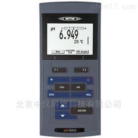 pH 3310便携式pH计 (单参数分析仪)