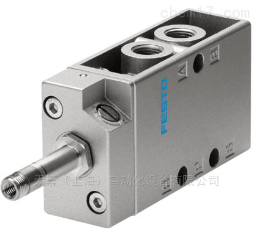 德国费斯托FESTO电磁阀MFH-5-1/8进口原装