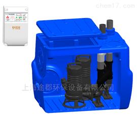 PE-7-10-0.75/PE一体化污水提升设备
