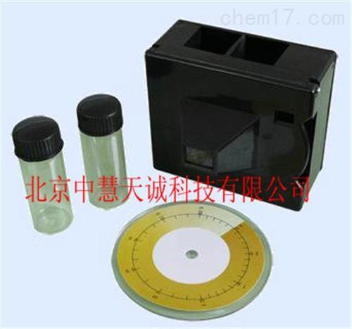 HJD/XB-3B余氯比色器