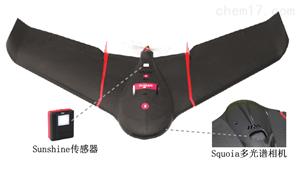 Sequoia多光谱 + SQ 固定翼无人机整体方案