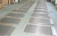 化工厂2000KG的不锈钢钢瓶磅秤批发价格