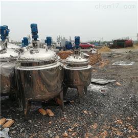 武汉回收二手3吨5吨10吨15吨20吨搪瓷反应釜