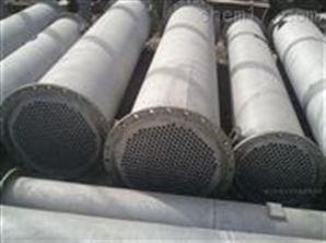 不锈钢列管冷凝器二手不锈钢列管冷凝器