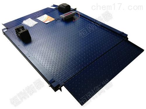 多功能防水地磅定制,大屏10吨电子地磅