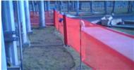 聚酯网安全遮栏聚酯网安全遮栏