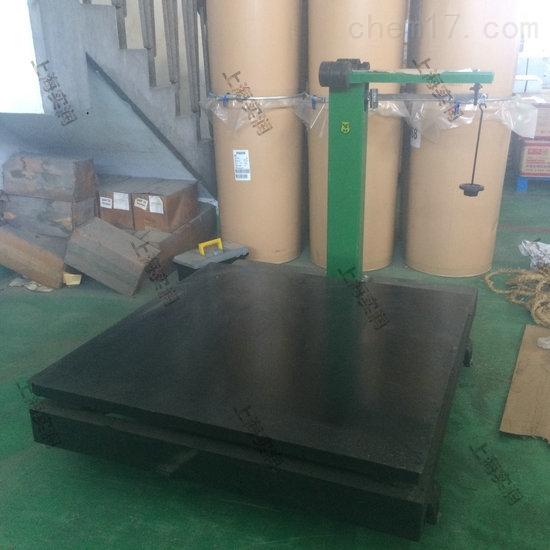 2t机械磅/上海衡器厂鹰牌老式机械秤1T2T