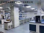 禄米实验室全钢边台实验台