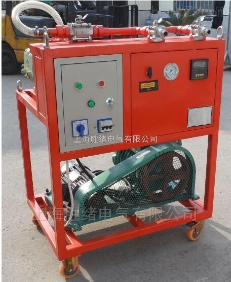 SG2004型SF6气体抽真空充气装置